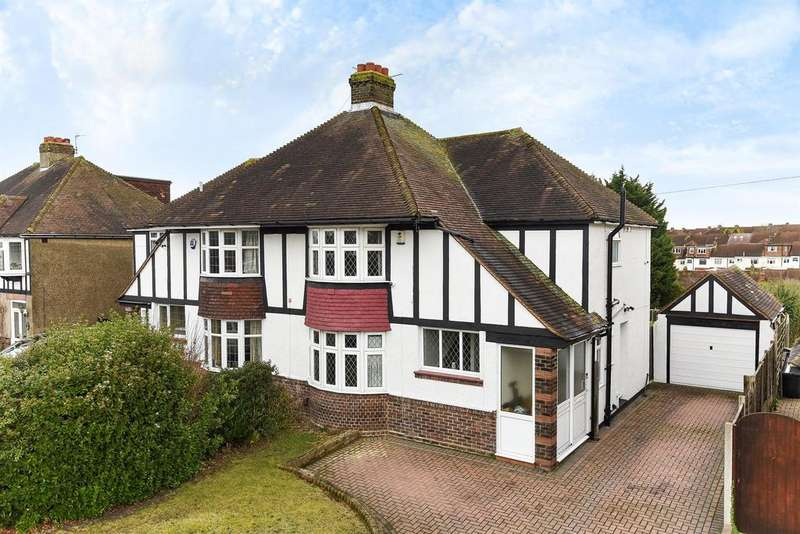 3 Bedrooms Semi Detached House for sale in City Way, Rochester