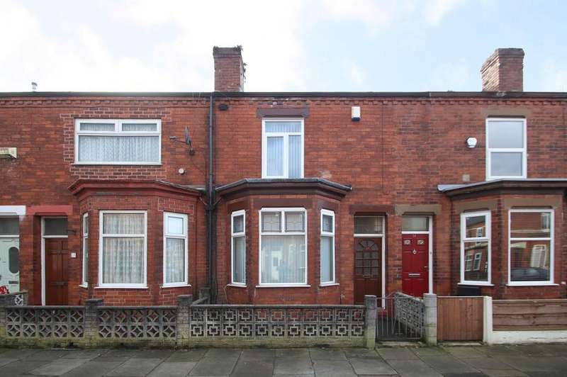 3 Bedrooms Terraced House for rent in Thorp Street, Eccles, Manchester, M30