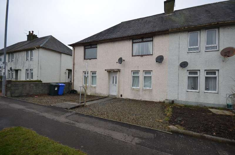 2 Bedrooms Ground Flat for rent in Witchknowe Road, Kilmarnock, Ayrshire, KA1 4LN
