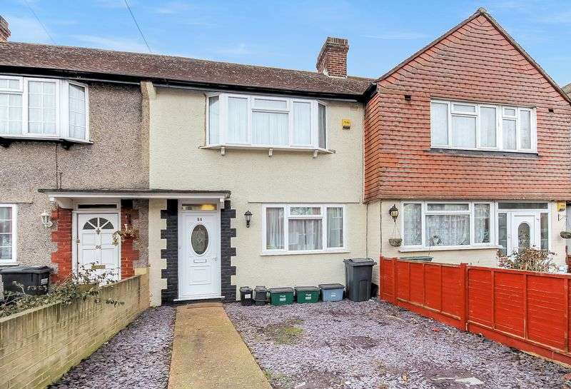 2 Bedrooms Property for sale in Rochford Way, Croydon