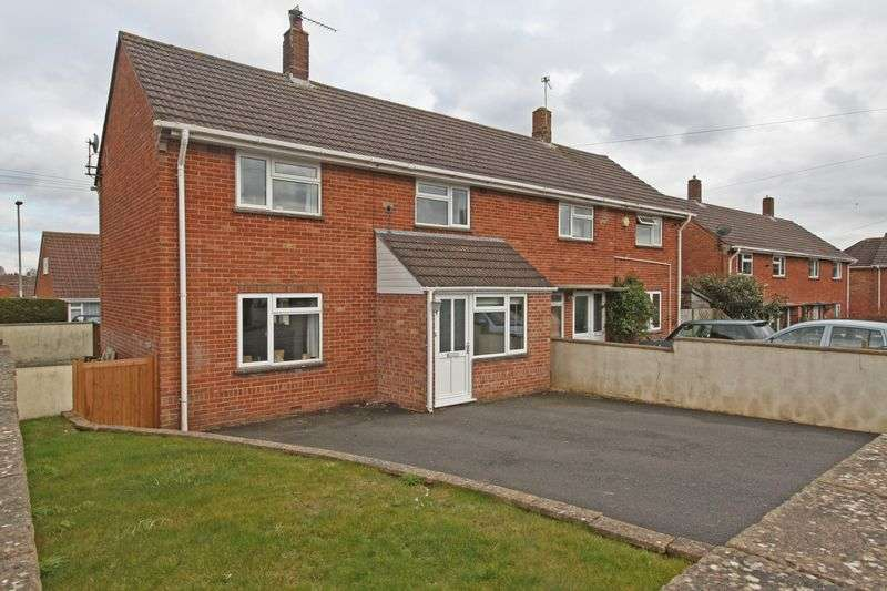 3 Bedrooms Property for sale in Stevens Close, Blandford Forum