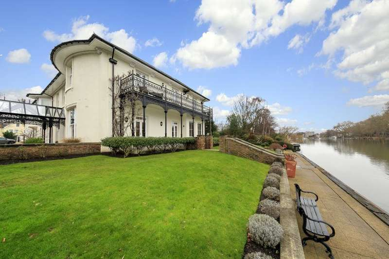 3 Bedrooms Apartment Flat for sale in Lower Teddington Road, Hampton Wick, KT1