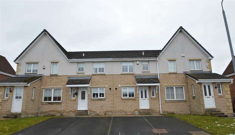 2 Bedrooms Terraced House for rent in Etive Place, Larkhall