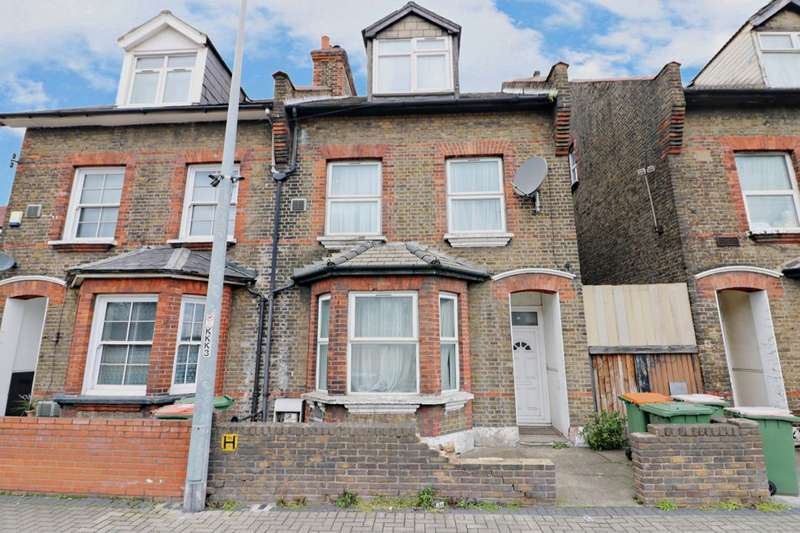 4 Bedrooms Semi Detached House for sale in Newham Way, London, E16