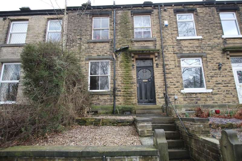 2 Bedrooms Terraced House for sale in Spa Wood Top, Newsome, Huddersfield, HD4