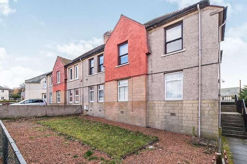 3 Bedrooms Flat for sale in Reed Drive, Newtongrange, Dalkeith, EH22