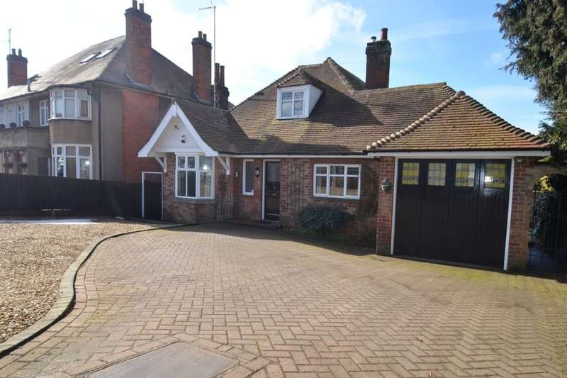3 Bedrooms Detached Bungalow for sale in Rockingham Road, Kettering, NN16