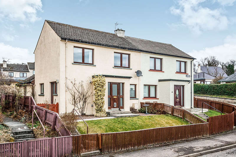 4 Bedrooms Semi Detached House for sale in Academy Crescent, Dingwall, IV15
