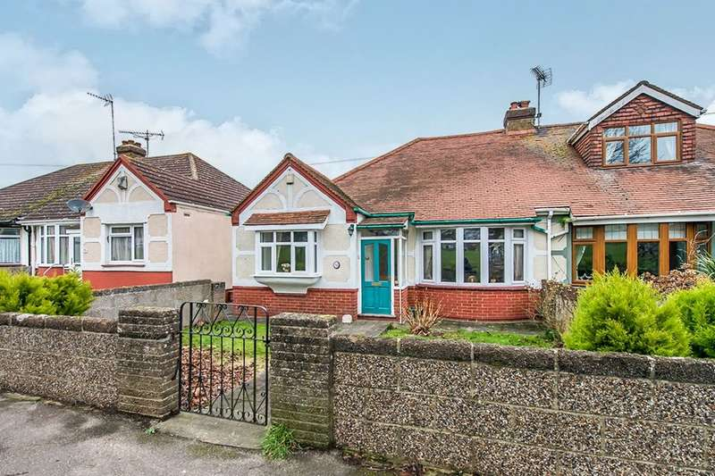 2 Bedrooms Detached Bungalow for sale in Broadway, Gillingham, ME8