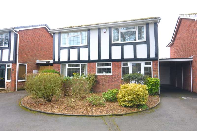 4 Bedrooms Detached House for sale in The Coppins, 'The Elms', Stafford