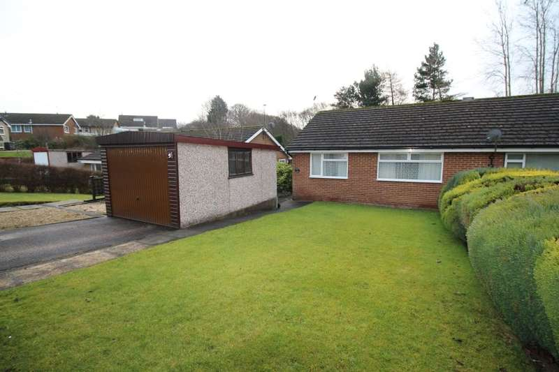 2 Bedrooms Semi Detached Bungalow for sale in Manor Close, Bradford, BD8
