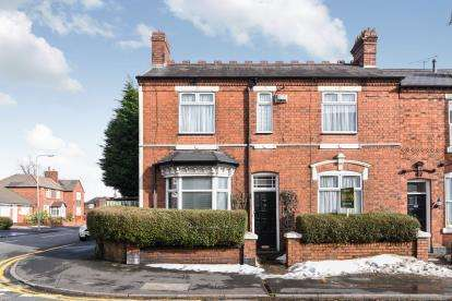 2 Bedrooms End Of Terrace House for sale in Ross, Rowley Regis, West Midlands