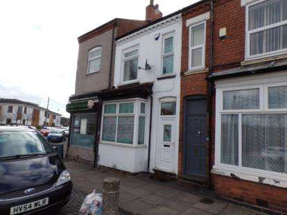 3 Bedrooms Terraced House for sale in Manilla Road, Selly Park, Birmingham, West Midlands