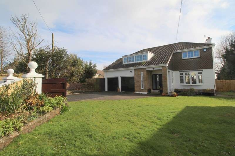 4 Bedrooms Detached House for sale in Cluden Road, Northam, Bideford