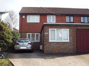 4 Bedrooms Semi Detached House for sale in Polesteeple Hill, Biggin Hill, Kent