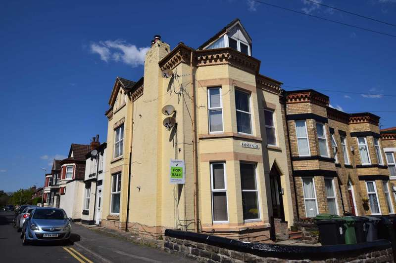 1 Bedroom Apartment Flat for sale in Radnor Place, Birkenhead