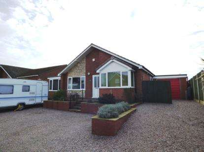 3 Bedrooms Bungalow for sale in North Road, Tattershall Thorpe, Lincoln, Lincolnshire