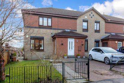 2 Bedrooms Flat for sale in Inchlaggan Place, Drumchapel
