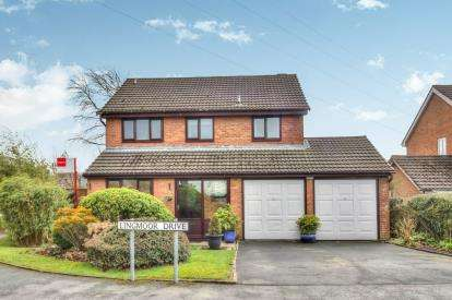 4 Bedrooms Detached House for sale in Lingmoor Drive, Burnley, Lancashire