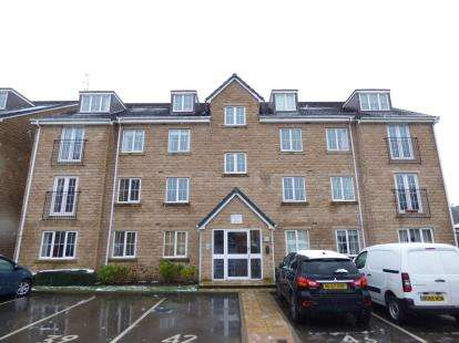 2 Bedrooms Flat for sale in Upper Brook Court, Greenbrook Road, Burnley, Lancashire