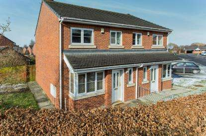 3 Bedrooms Semi Detached House for sale in Blenheim Close, Padgate, Warrington, Cheshire