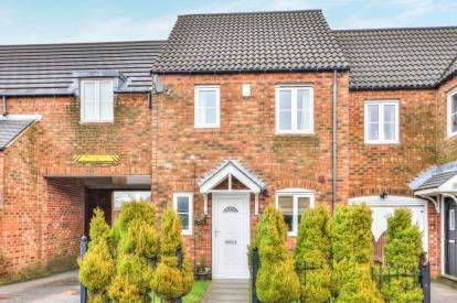 2 Bedrooms Terraced House for sale in Cobblestone Drive, Illingworth, Halifax, West Yorkshire