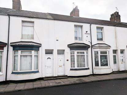 2 Bedrooms Terraced House for sale in Longford Street, Middlesbrough, .