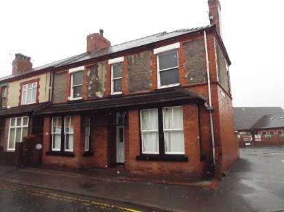 3 Bedrooms End Of Terrace House for sale in Market Street, Newton-le-Willows, Merseyside