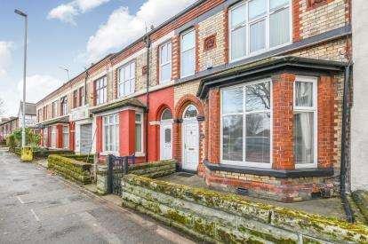 3 Bedrooms Terraced House for sale in Wilderspool Causeway, Warrington, Cheshire