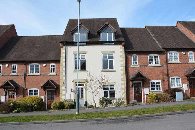 4 Bedrooms Town House for sale in Barcheston Mews, Hatton