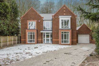 4 Bedrooms Detached House for sale in Vicarage Gardens, 100a Childwall Abbey Road, Liverpool, Merseyside, L16