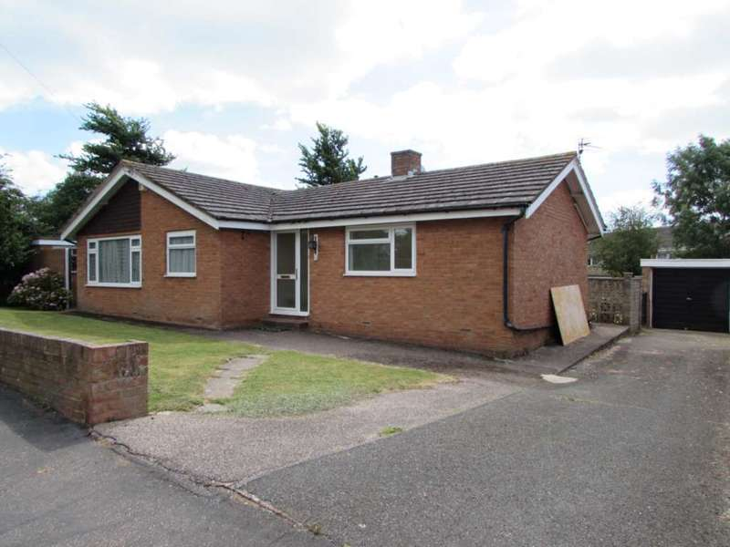 3 Bedrooms Bungalow for rent in Elizabeth Road, Exmouth