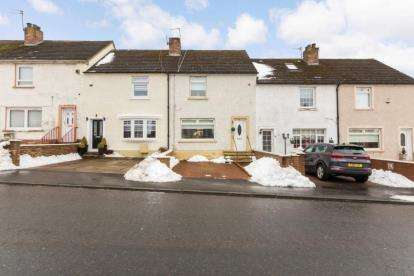 2 Bedrooms Terraced House for sale in Ballochney Street, Airdrie, North Lanarkshire