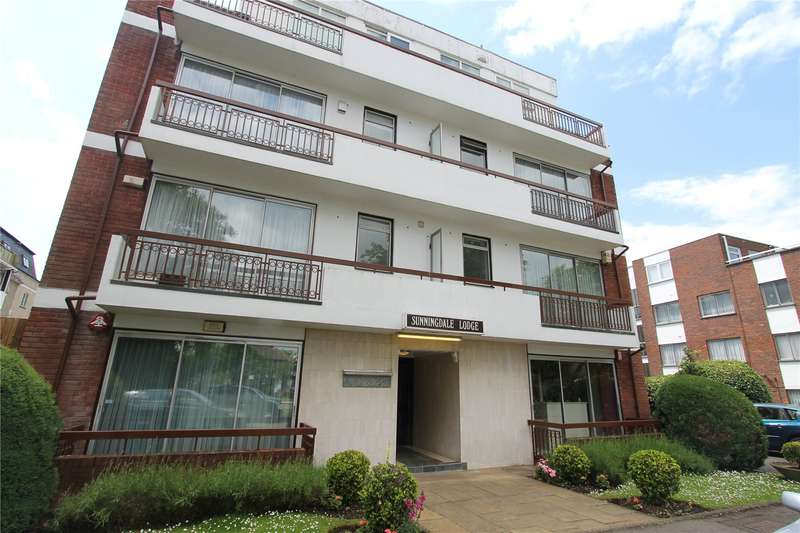 3 Bedrooms Apartment Flat for sale in Sunningdale Lodge, Stonegrove, Edgware, HA8