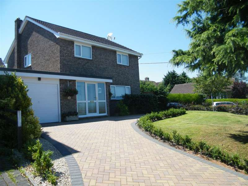 3 Bedrooms Detached House for sale in Middle Lane, Cherhill, Calne