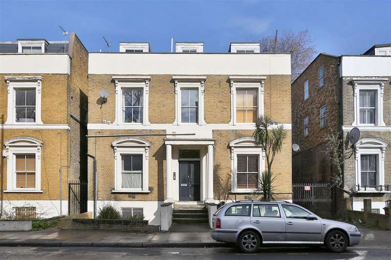 2 Bedrooms Flat for sale in Kenninghall Road, London