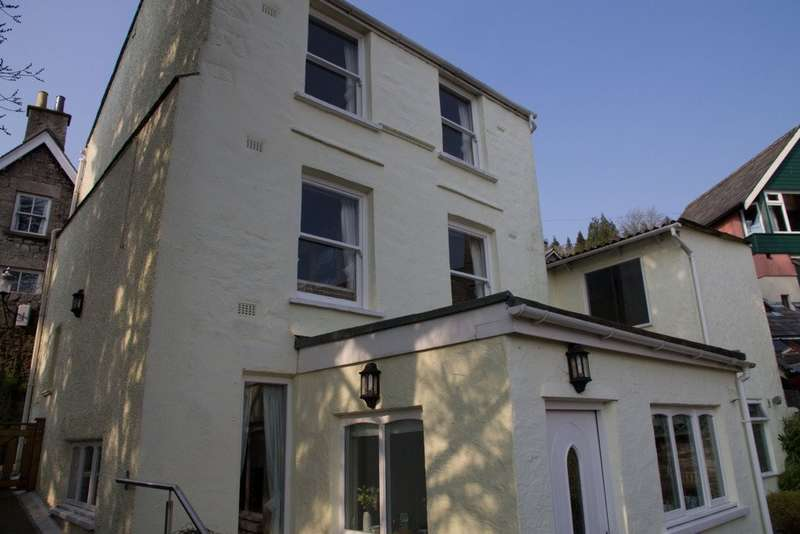 3 Bedrooms Detached House for sale in 14 Sepulchre Lane, Kendal, Cumbria, LA9 4NJ