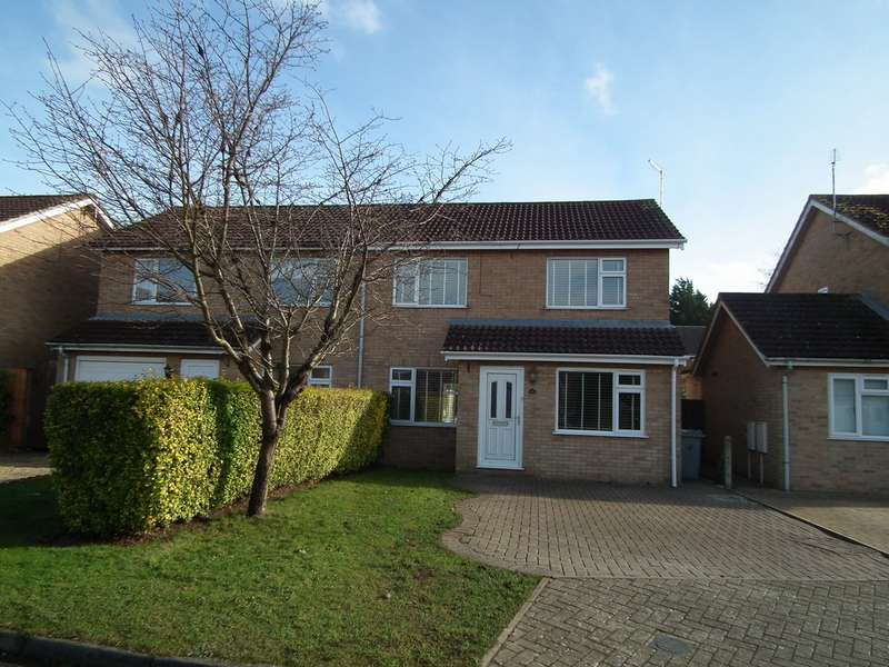 3 Bedrooms Semi Detached House for rent in Stamford PE9