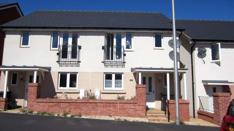 3 Bedrooms Terraced House for rent in Younghayes Road Cranbrook EX5