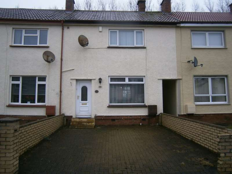 2 Bedrooms Terraced House for rent in AYR - James Campbell Road KA8