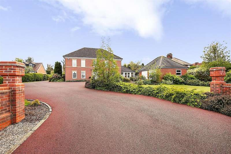 5 Bedrooms Property for sale in Willesley Road, Ashby-De-La-Zouch LE6...