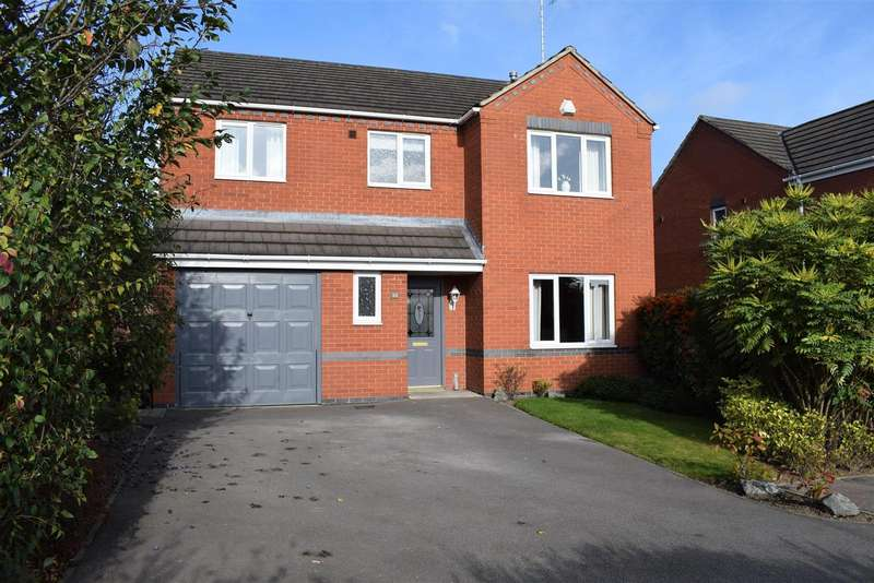 4 Bedrooms Property for sale in Jubilee Park, Woodville, Swadlincote