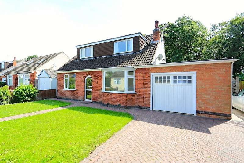 4 Bedrooms Property for sale in Grange Avenue, Leicester Forest East