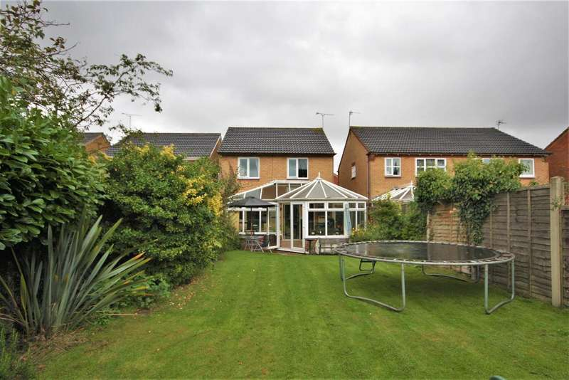 3 Bedrooms Property for sale in Willars Way, Ravenstone, Coalville