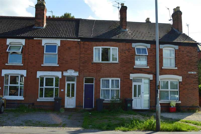 3 Bedrooms Terraced House for sale in Derby Road, Kegworth, Derby