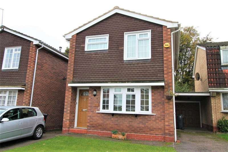 3 Bedrooms Property for sale in Waldale Drive, Leicester