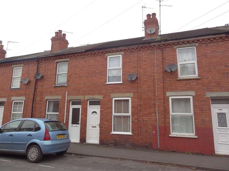 2 Bedrooms Terraced House for sale in Handley Street, Sleaford