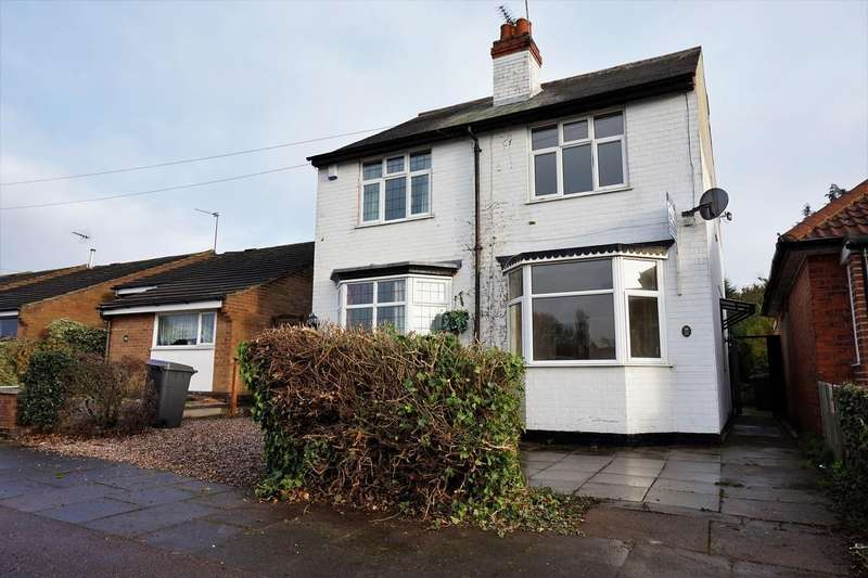 2 Bedrooms Detached House for sale in Radiant Road, Leicester