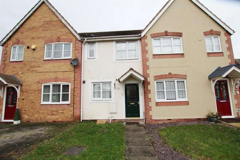 2 Bedrooms Terraced House for sale in Primrose Drive, Branston