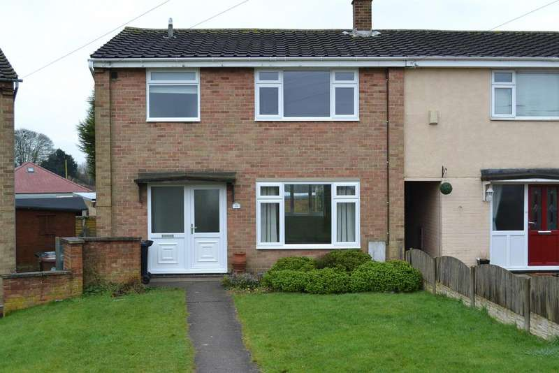 3 Bedrooms Detached House for sale in Overseal